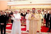 الملك والبابا يقومان بزيارة لمعهد محمد السادس لتكوين الأئمة