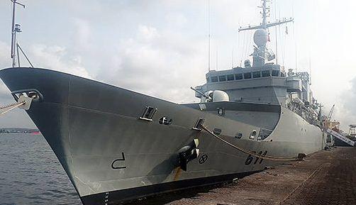 المغرب يشارك في المناورات البحرية متعددة الجنسيات