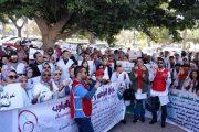 حركة الممرضين لـ''مشاهد24'': إيقاف احتجاجاتنا رهين بالتجاوب مع مطالب مستعجلة