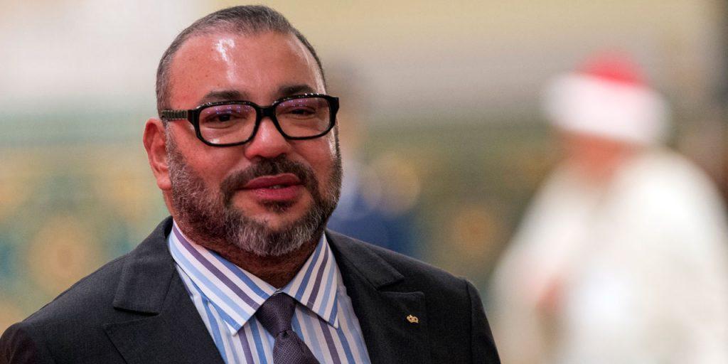الملك يهنئ الشيخ الغزواني بمناسبة انتخابه رئيسا لموريتانيا