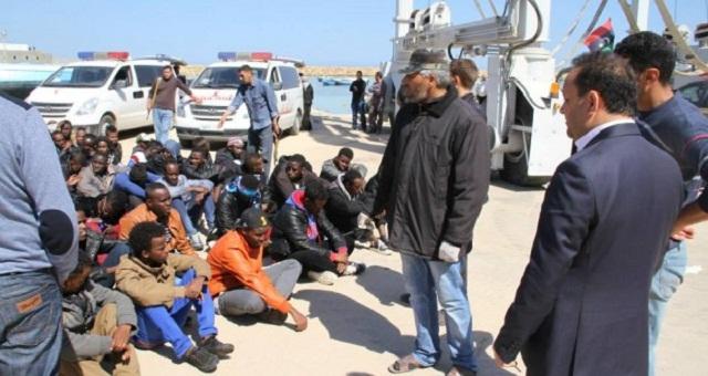 """يهم المغاربة.. ليبيا تخصص """"قوة"""" للهجرة غير الشرعية"""