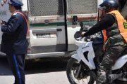 أمن مكناس يطلق النار لتوقيف مجرم عرض حياة عناصر الشرطة لخطر