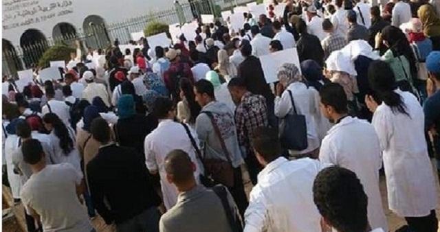 الأساتذة المتعاقدون يخوضون إضرابا وطنيا لمدة 4 أيام