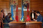 المغرب ورواندا يوقعان اتفاقيات مهمة في عدة مجالات