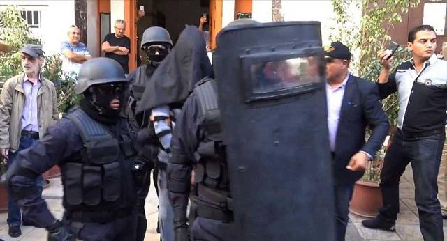تفكيك خلية إرهابية بمدن سيدي بنور والجديدة والمحمدية ومراكش