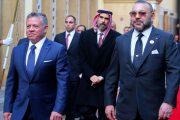 بدعوة ملكية.. العاهل الأردني يحل بالمغرب