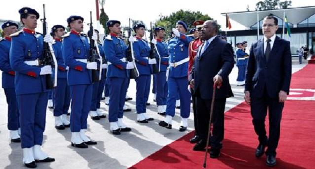 بعد انتهاء فترة نقاهته.. الرئيس الغابوني يغادر المغرب