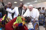 البابا فرانسيس يلتقي مهاجرين نظاميين من إفريقيا جنوب الصحراء بالرباط