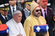 """الملك محمد السادس والبابا فرانسيس يوقعان """"نداء القدس"""""""