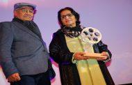 زهور السليماني تخطف الأضواء في افتتاح المهرجان الوطني للفيلم