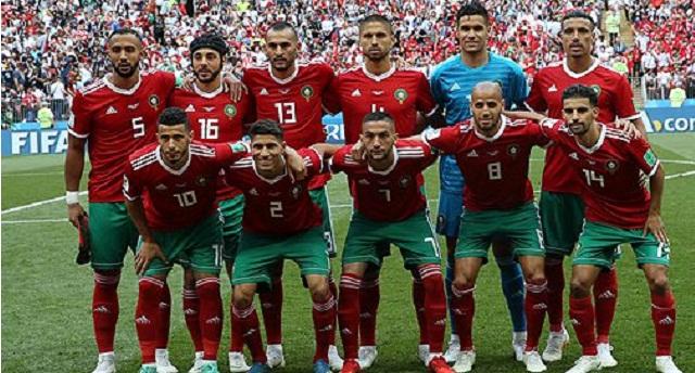 تصنيف الفيفا.. المغرب يفقد رتبتين ويحتل المركز الـ 45 عالميا