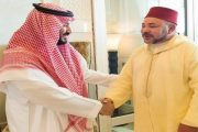 الملك محمد السادس يوجه رسالة إلى الأمير محمد بن سلمان