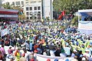 ''فدرالية الفاتحي'' تعلن فاتح ماي يوم حداد وتتشبث بالاحتجاج