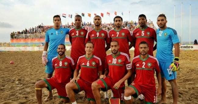 المنتخب المغربي يفوز بلقب بطولة إفريقيا 2019