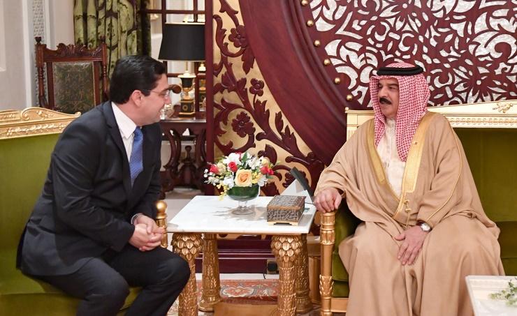 بعد الكويت والسعودية.. رسالة من الملك إلى عاهل مملكة البحرين