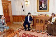رسالة من الملك محمد السادس إلى سلطان عمان