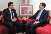 العثماني يلتقي النائب العام القطري ويتباحثان سبل تعزيز التعاون بين البلدين