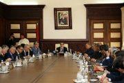 مجلس الحكومة يعقد اجتماعه المائة