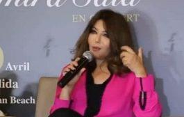 سميرة سعيد تتراجع عن الاعتزال وترفض الحديث عن أصالة وأنغام