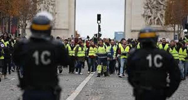 فرنسا: تأهب أمني لمواجهة