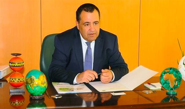 المغربي معاذ حجي كاتبا عاما جديدا للكونفدرالية الإفريقية لكرة القدم
