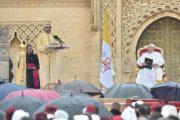 خطاب الملك بـ''لغات العالم'' يبهر ويبصم زيارة بابا الفاتيكان للمغرب