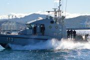 البحرية الملكية تقدم المساعدة لقارب صيد عانى صعوبات بالجديدة