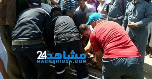 مصرع طفل سقط في بالوعة صرف صحي بمنطقة الهراويين (+صور)