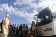 العطلة تلهب أسعار تذاكر السفر بمحطة أولاد زيان (صور)