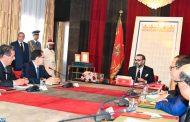 الملك محمد السادس يترأس جلسة عمل لمعالجة مشاكل التزود بالماء