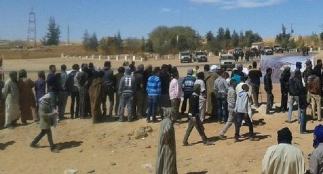 مخيمات تندوف على صفيح ساخن.. احتجاجات وفرار نحو الوطن الأم