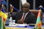 """رئيس مفوضية الاتحاد الإفريقي يعبر عن تقديره لـ """"نداء القدس"""""""