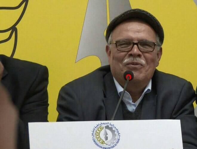 ''CDT'' تواجه الحكومة بمطلب ضمان السلامة المهنية في فاتح ماي