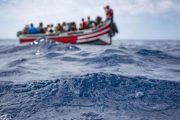 البحرية الملكية تقوم بإغاثة 3 زوارق وعلى متنها 117 مهاجرًا سرياً