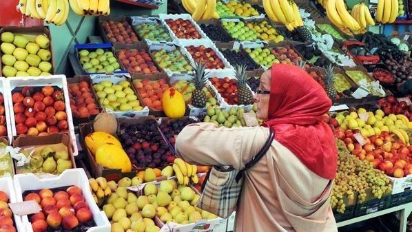 مندوبية التخطيط تسجل ارتفاعا في أسعار المواد الغذائية