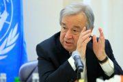 غوتيريس يدعو إلى شراكة فعالة بين الأمم المتحدة والاتحاد الإفريقي