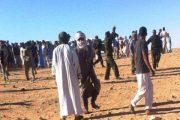صور حصرية.. الاحتجاجات متواصلة بتندوف ومطالب ملحة بإطلاق سراح المعتقلين