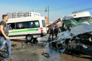 بعد وفاة أحد المصابين.. ارتفاع عدد ضحايا حادثة سير طنجة