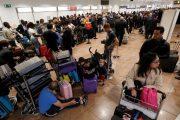 يهم المغاربة.. إضراب يلغي الرحلات الجوية من وإلى مطار بروكسل