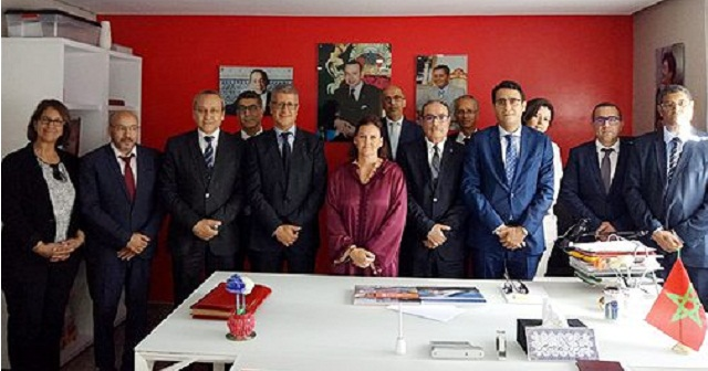 الأميرة للا زينب تترأس توقيع اتفاقية شراكة بين الـONCF وعصبة حماية الطفولة