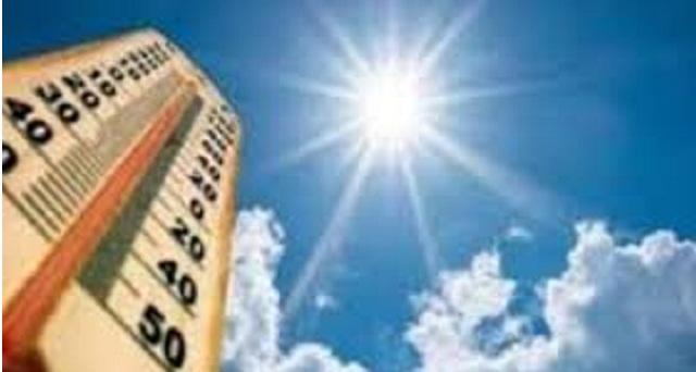 يومه السبت.. طقس حار مع سحب منخفضة كثيفة