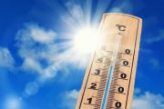 طقس الإثنين: جو حار وسماء قليلة السحب