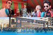 بالفيديو.. فنانون ورياضيون يشاركون الأمن الوطني احتفالاته بالذكرى 63 لتأسيسه