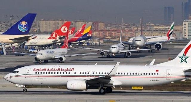 ساجد.. النقل الجوي استفاد من اتفاق تحرير الأجواء