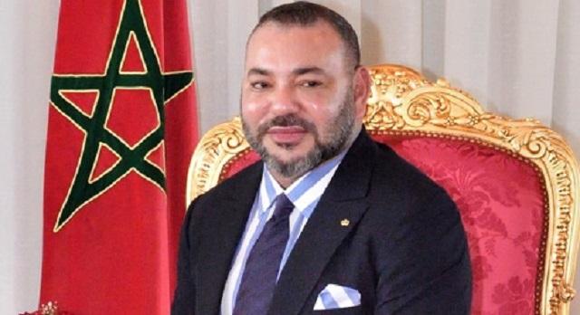 الملك يهنئ رئيس الجزائر بعيد استقلال بلاده