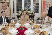 ذكرى تأسيس القوات المسلحة الملكية.. الأمير مولاي الحسن يترأس مأدبة فطور-عشاء