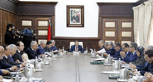 ملفات مهمة  على طاولة المجلس الحكومي بعد غد الخميس