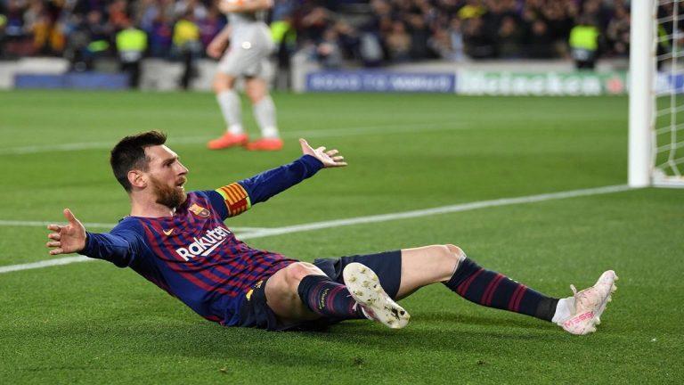 بالفيديو.. برشلونة يفوز على ليفربول ويقترب من نهائي أبطال أوروبا