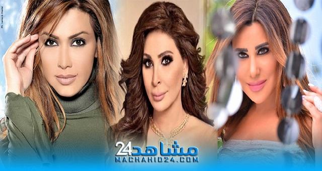 بالفيديو.. إليسا تنفي خبر خلافها مع نوال الزغبي ونجوى كرم