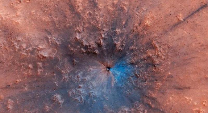 اكتشاف جديد لم يسبق له مثيل في الفضاء